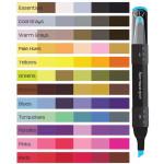SpectrumNoir-colorchart