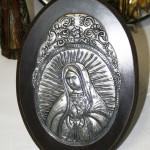 Arte ruso- Virgen